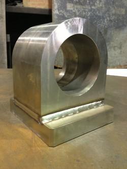 ステンレス厚物|山田工業